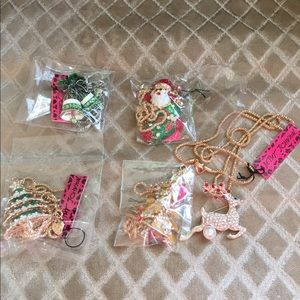 Lot of brand new Betsey Johnson necklaces